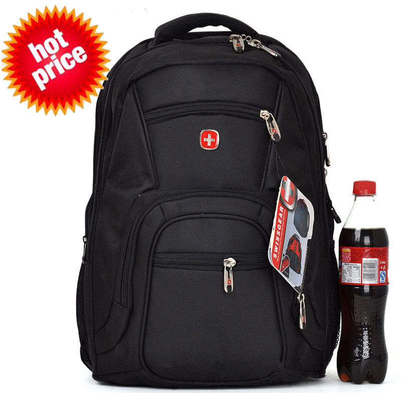 Swiss gear laptop backpack for travel double-shoulder laptop bag ...